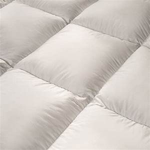 Feather bed pillow top mattress topper 5 inch free for 5 inch pillow top mattress pad