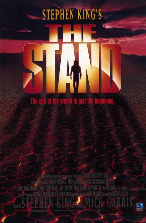 stand stephen movie king movies 1994 poster kings