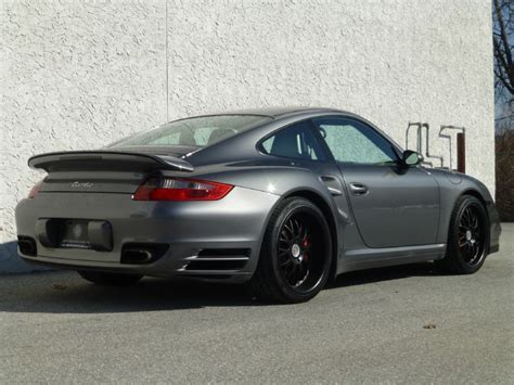 911 Turbo For Sale by 2008 Porsche 911 Turbo For Sale Meteor Grey