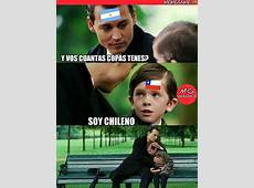 Los mejores memes del ChileArgentina Final Copa América