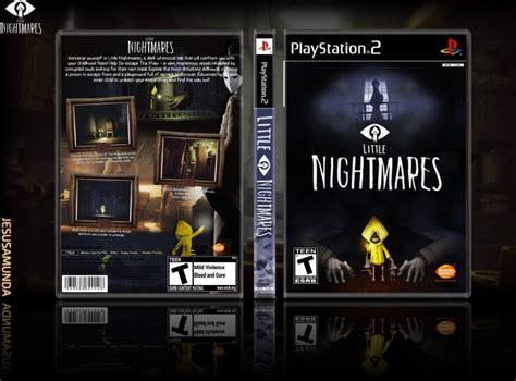 nightmares playstation  box art cover  jesusamunda
