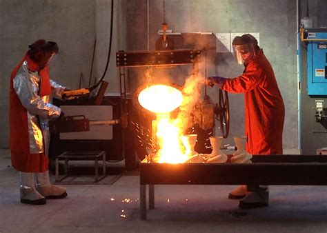 Foundry for Metal Casting   Read Industrial Ltd