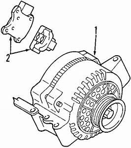 Alternator For 1999 Ford F