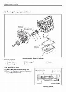Mitsubishi Diesel Engine L
