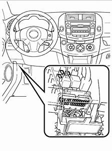 2005 Toyota Avalon Fuse Box Diagram