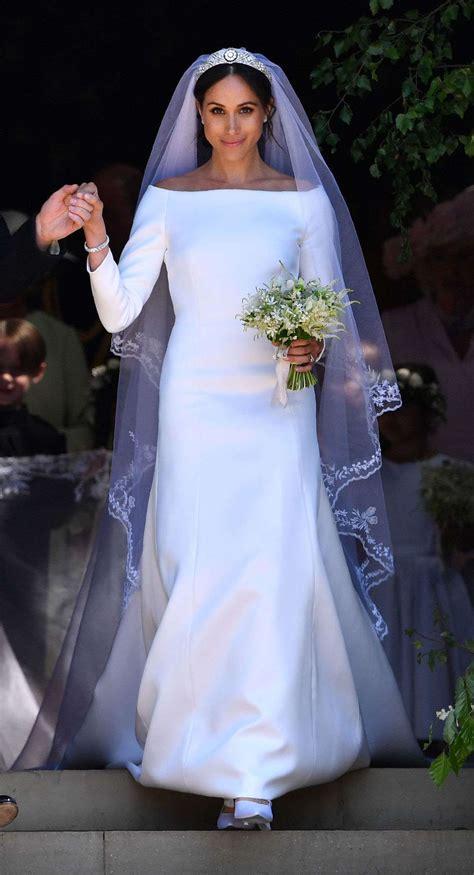 meghan markles royal wedding dress details  didnt