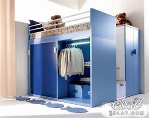 Kinderhochbett Mit Schreibtisch Und Kleiderschrank :  ~ Bigdaddyawards.com Haus und Dekorationen