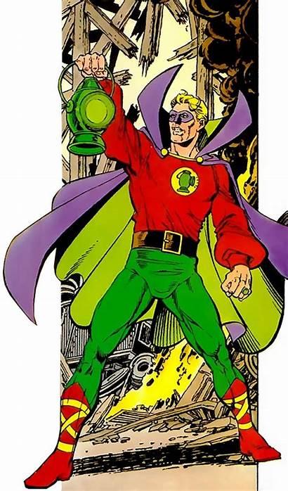 Lantern Alan Dc Scott Comics Jade Age