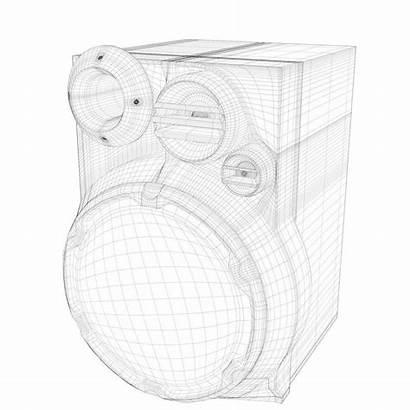 Drawing Speaker Speakers Getdrawings