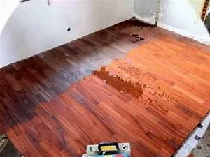 parquet colle padouk youtube With colle parquet 3m