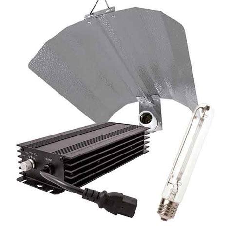 illuminazione indoor lumii black kit illuminazione indoor elettronico hps 600w