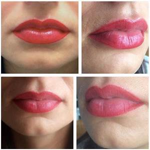 Lip Tattoo FAQs What to Know About Permanent Lipstick
