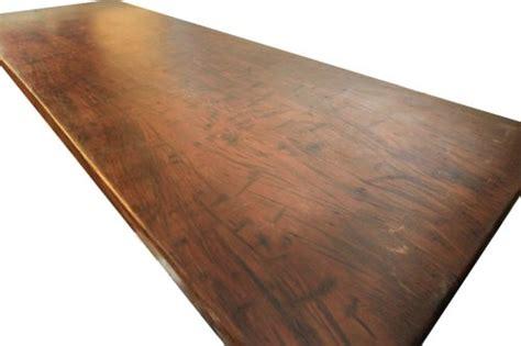 Ein Aussergewoehnlicher Teetisch Mit Wasser Tischplatte by Palisander Tischplatte