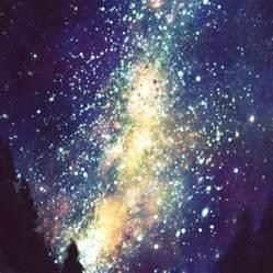 Star Night Sky Paintings