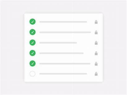 Checklist Ui Practices Better Security Dribbble Medium