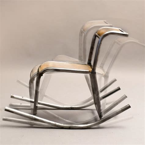 chaise mullca product design students from ste geneviève design that