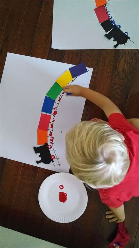 best 25 crafts ideas on crafts 436 | 591be9a5fda7045c2fd3a6c0e9f523b6 train crafts preschool toddler crafts