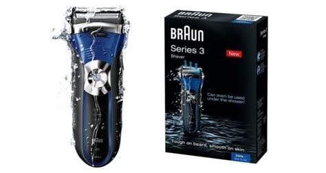 braun series    wet  dry shaver review