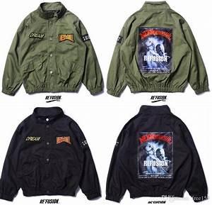 Refusion Original Nasa Jacket Men Bomber Ma1 Men Bomber ...
