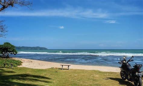 wisata pantai terhits  bandung  wajib