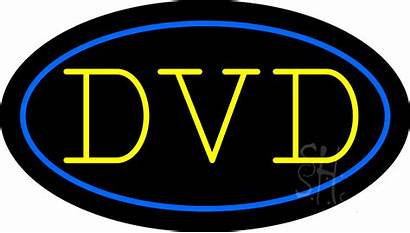Neon Sign Dvd Entertainment Signs Flashing