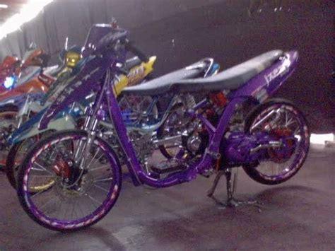 drag modification modif drag race fcci drag yamaha fino drag bike thailand modification