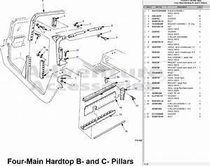 Hummer H1 Am General Parts Drawings