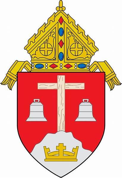 Diocese California Catholic Monterey Roman Svg Wikipedia