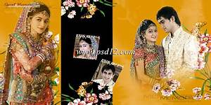 Photoshop Backgrounds: Indian Wedding Album Templates ...