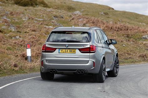 Bmw X5 M Review (2017)