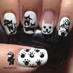 cat nails kitty cat nails the crafty