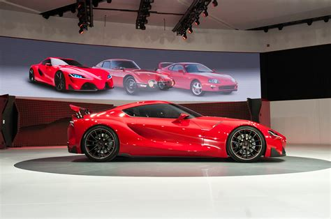 Designing The Toyota Ft 1 Concept On The Downshift Motor