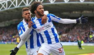 Huddersfield 2 - Leeds United 1: Wagner and Monk sent off ...