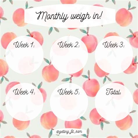 Keep reading to discover our list of the best keto diet pills and supplements. Pin on ~Square Yearly - Weight Loss Template Instagram~