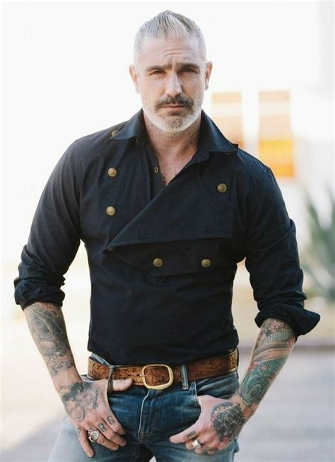 40 most demanding older men hairstyles costume and