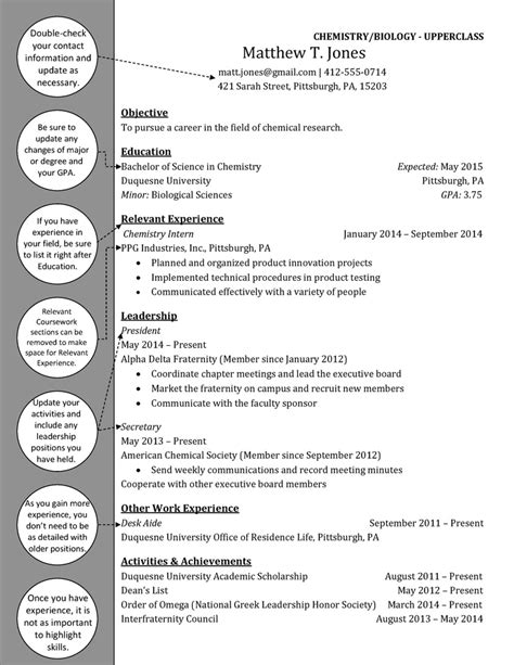 exles of bad resumes and cover letters chemistry upperclass resume duquesne resume cover letter exles chemistry