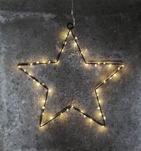 Weihnachtsbeleuchtung Mit Batterie Und Timer : sirius led stern liva star small black 40 warmwei e led tropfen batteriebetrieben mit timer ~ Orissabook.com Haus und Dekorationen