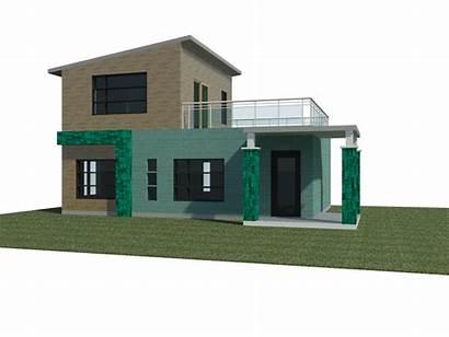 Modern Revit Transparent Tutorial Architecture Complete Dwg
