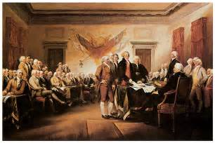 Image result for John Trumbull Declaration of Independence