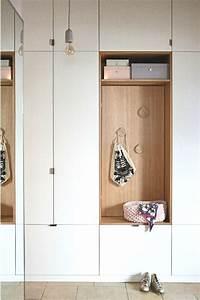 Einbauschrank Selber Bauen : garderoben selber bauen die besten ideen und diy tipps ~ Watch28wear.com Haus und Dekorationen