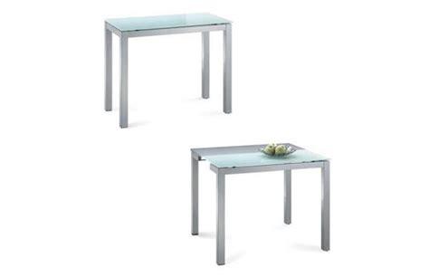 table cuisine verre trempé table de cuisine salle à manger moderne à rallonge en