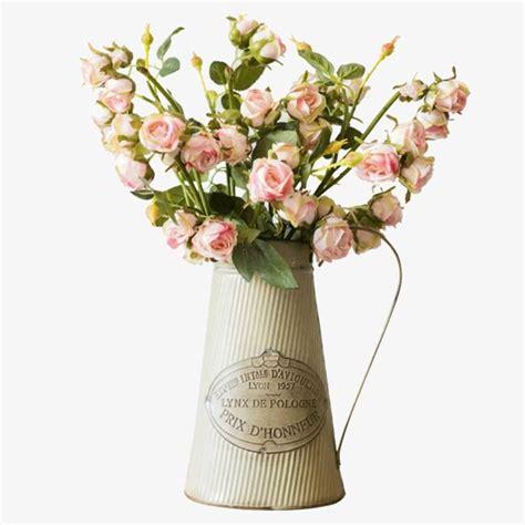 Garden Decoration Png by Decorative Metal Flower Pot Flower Clipart Pot Clipart
