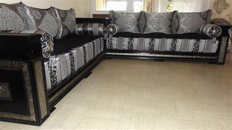 tissu canapé marocain salons du maroc et décoration orientale tissu sedari