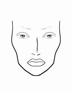 Image Gallery mac face charts printable