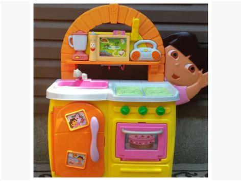 Dora The Explorer Talking Kitchen Set East Regina, Regina