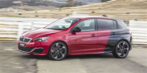 peugeot gti 2016 peugeot 308 gti review caradvice