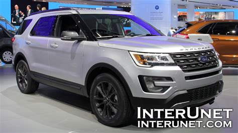 2017 Ford Explorer XLT 4WD ? 7 passenger SUV   YouTube