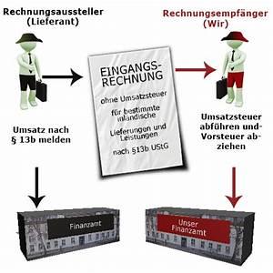 13b Ustg Rechnung : umsatz 13b reverse charge verfahren ~ Themetempest.com Abrechnung