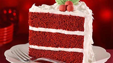 red velvet cake  cream cheese frosting  pam recipe
