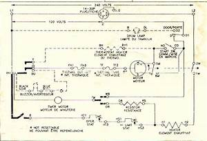 Electrical Diagram For Kenmore Dryer